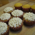 simple cornbread cupcake ideas