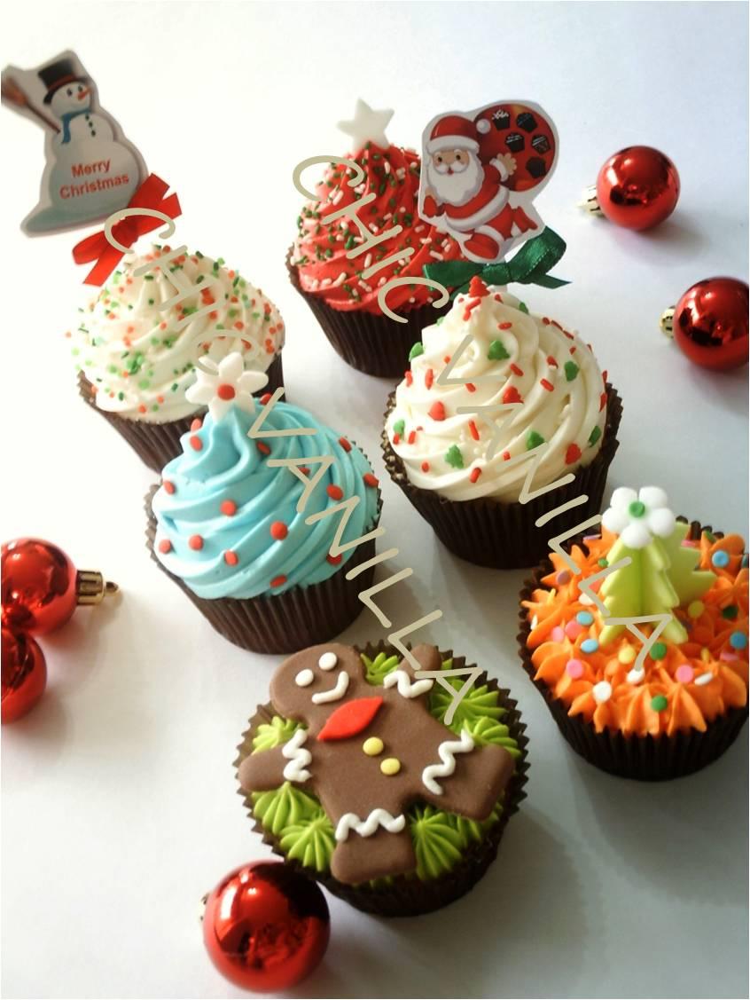 Christmas cupcakes! Cupcake Ideas For You