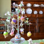 cupcake ideas easter tree5