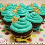 Chocolate Banana Cupcakes 2