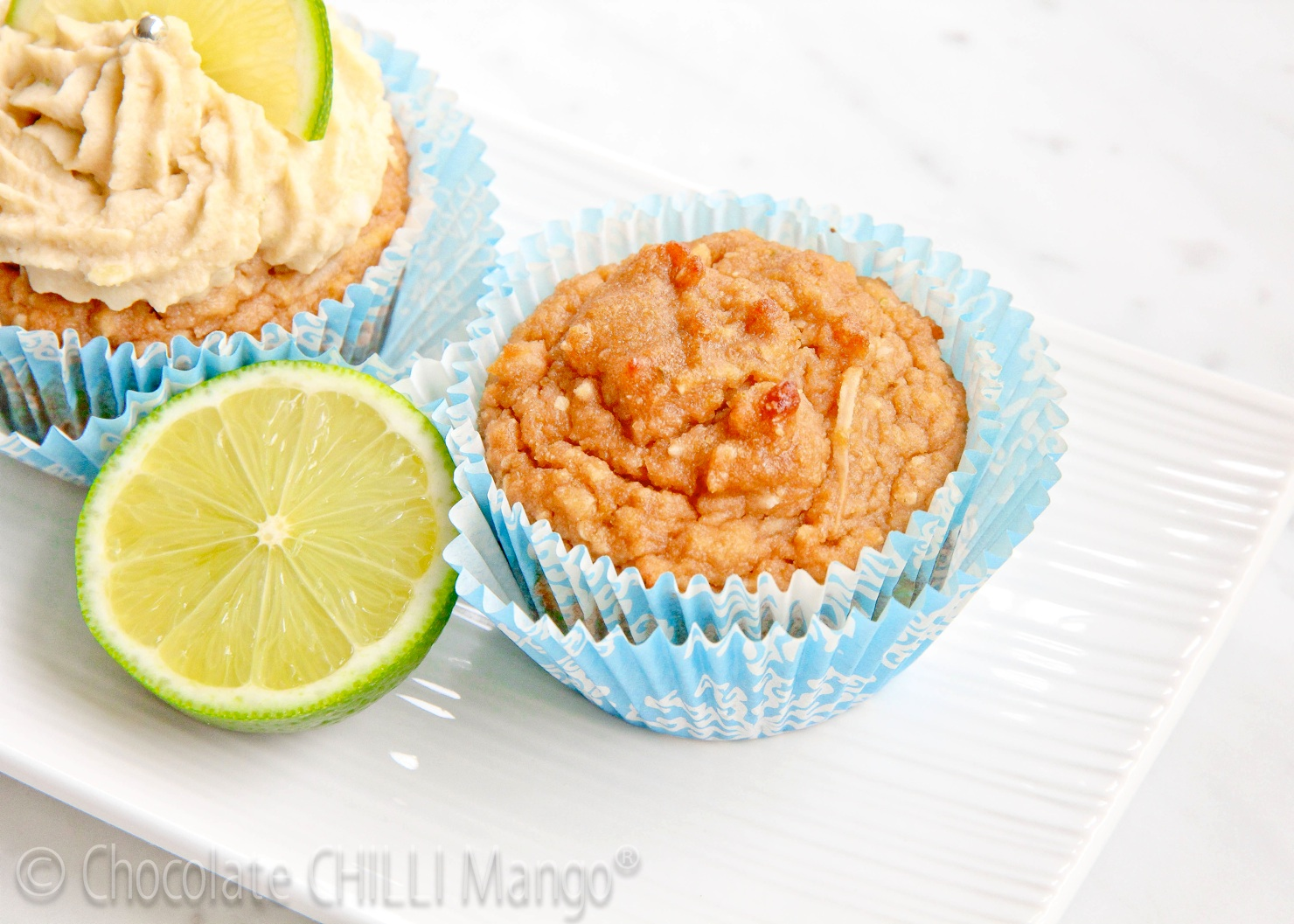 Coconut Lime Paleo Cupcakes | Cupcake Ideas For You
