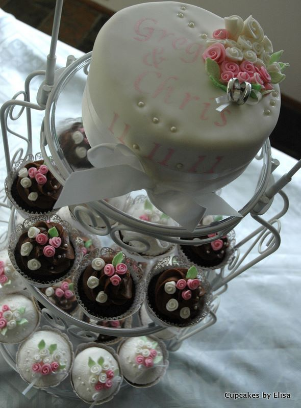 Vintage Themed Wedding Cupcakes Cupcake Ideas For You