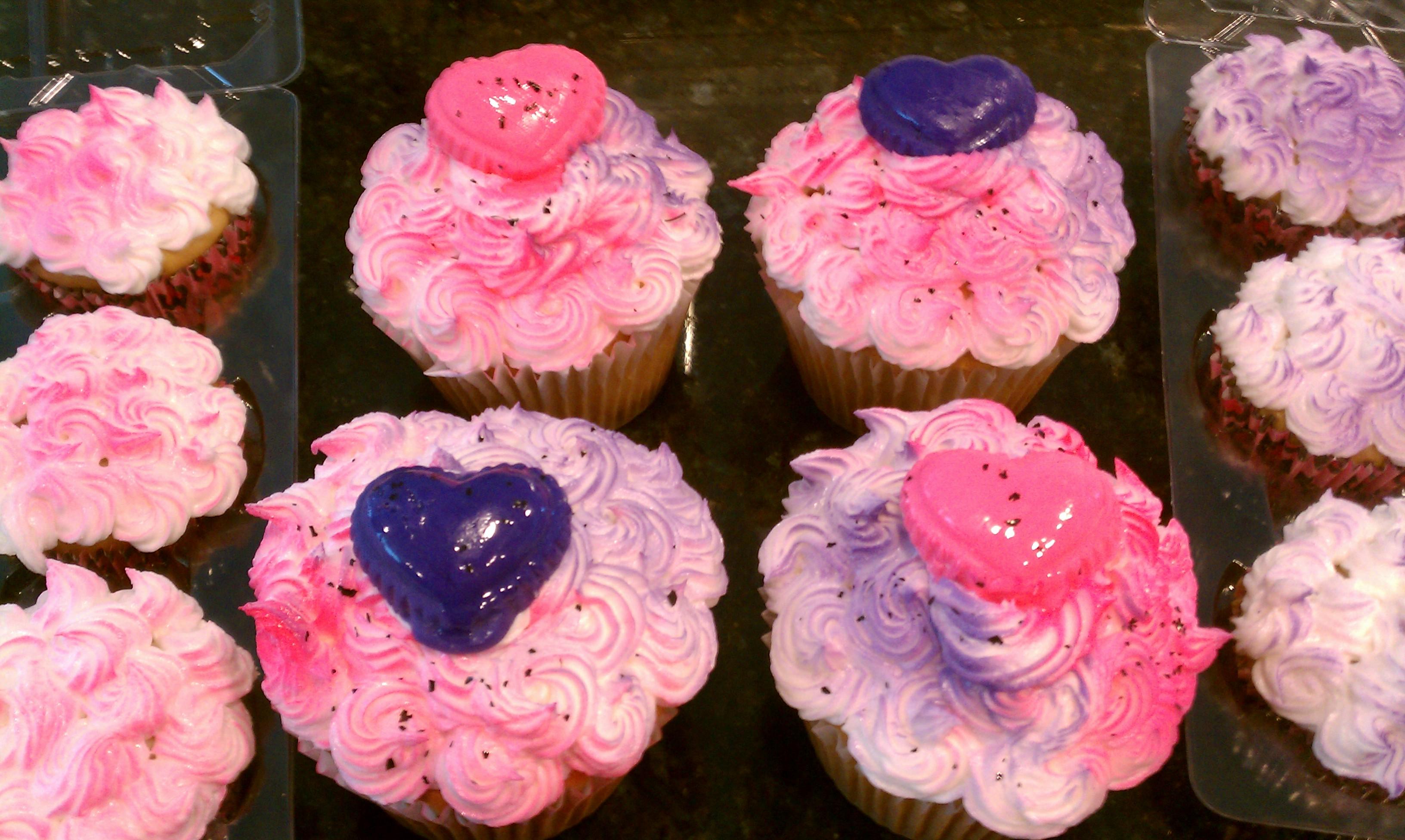 Birthday Brunch Cupcake Ideas