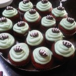football cupcake ideas