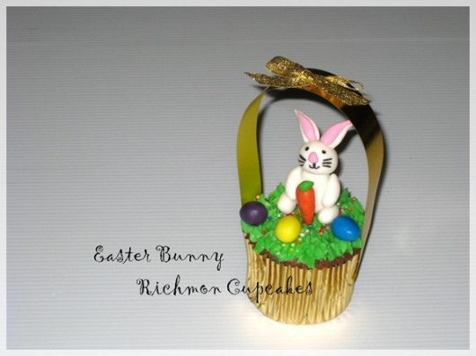 Cupcake Idea for Easter