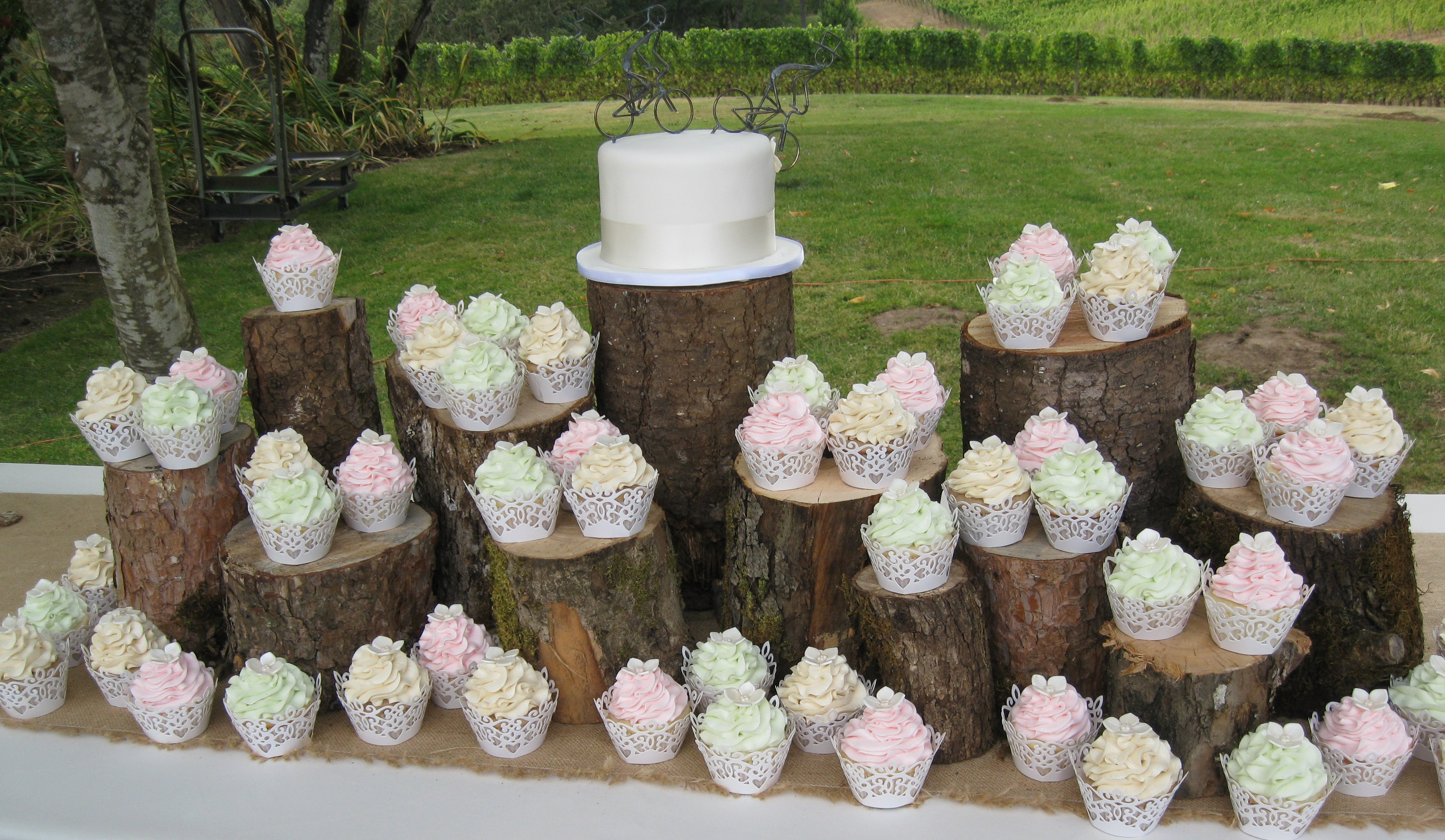 Wedding Cupcakes Calla Lily Cupcake Ideas
