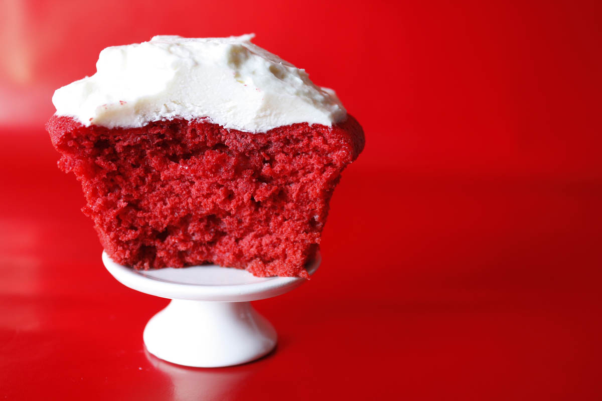Delicious Red Velvet Cupcakes | Cupcake Ideas For You