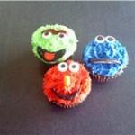 Sesame cupcake ideas