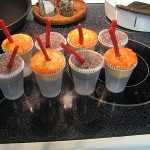 Slushie Cakes Grape n Orange