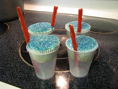 Slushie Cakes Raspberry Lemonade