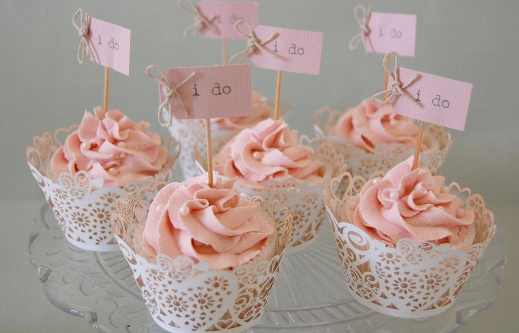 cupcakes designs for weddings