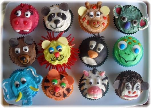 animal-cupcake udeas