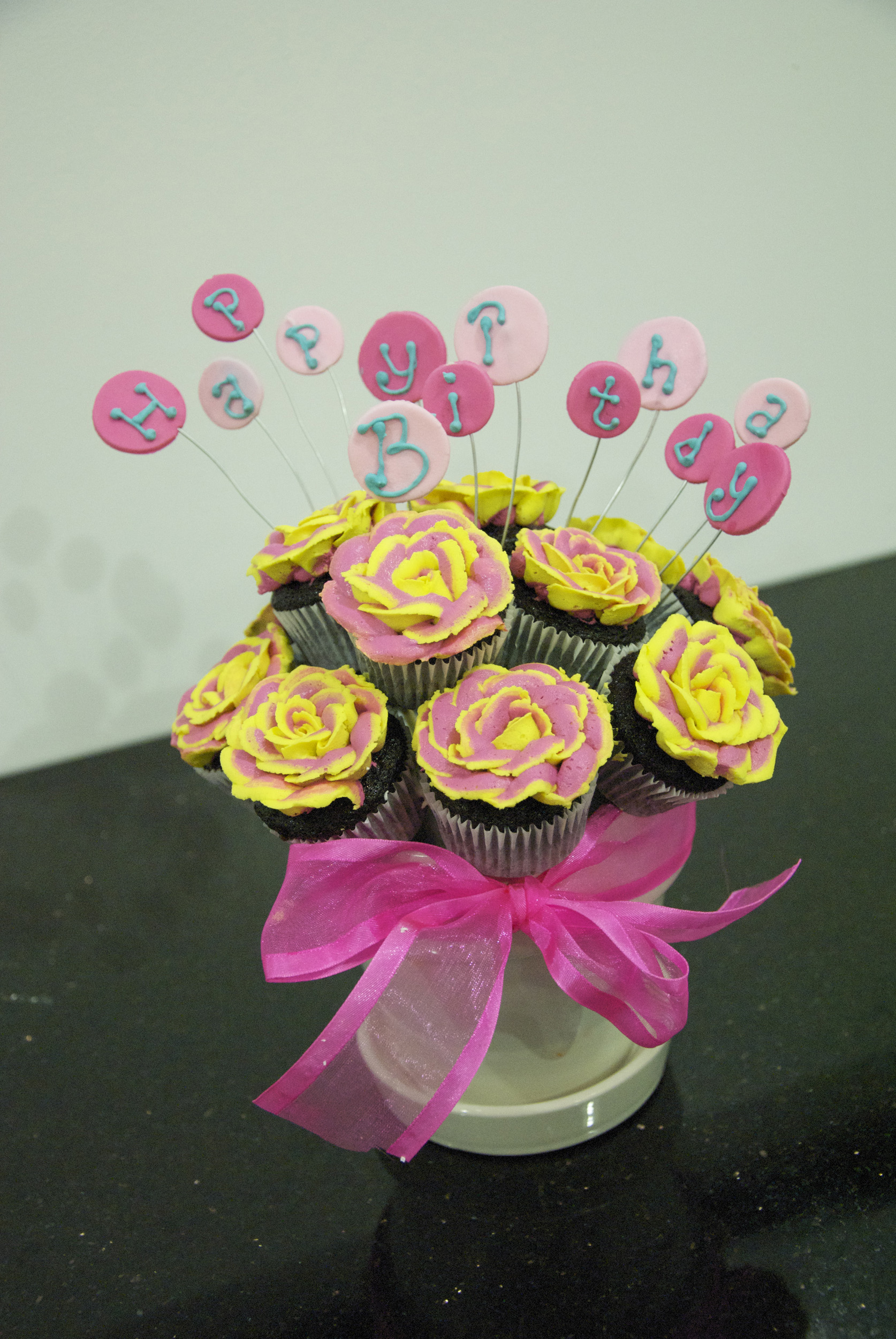 Cupcake Bouquet | Cupcake Ideas For You