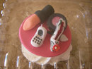 cupcake ideas purse and phone