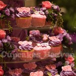 Wedding cupcake ideas by cupcake bakery: Cupcake Heaven