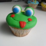 Frog Cupcake Ideas