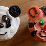 panda-tiger cupcake ideas