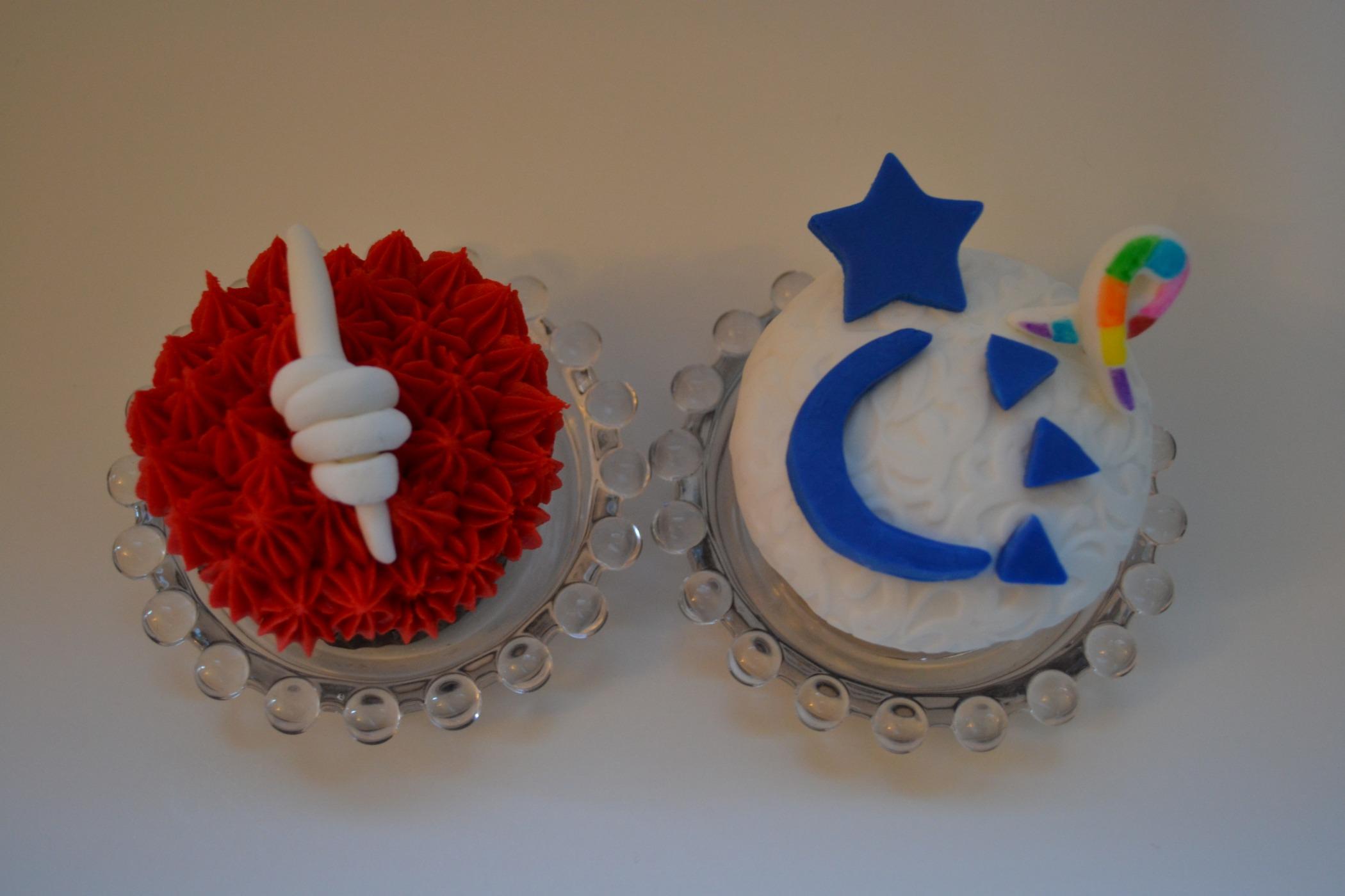 American Cancer Society Birthday Cake