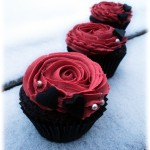 rose-cupcakes cupcake ideas