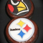 superbowl XLIII cupcakes for each team