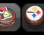 Superbowl XLIII Cupcakes