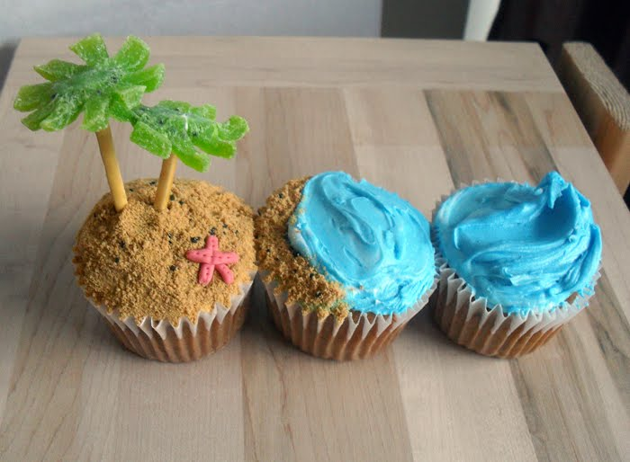 Passion for creative cupcakes cupcake ideas for you for Creative cupcake recipes and decorating ideas